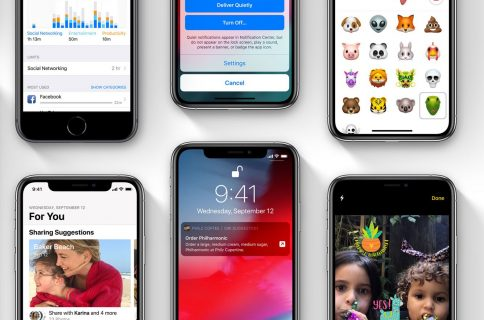 Apple releases iOS 12 1 3, watchOS 5 1 3, macOS Mojave 10 14 3
