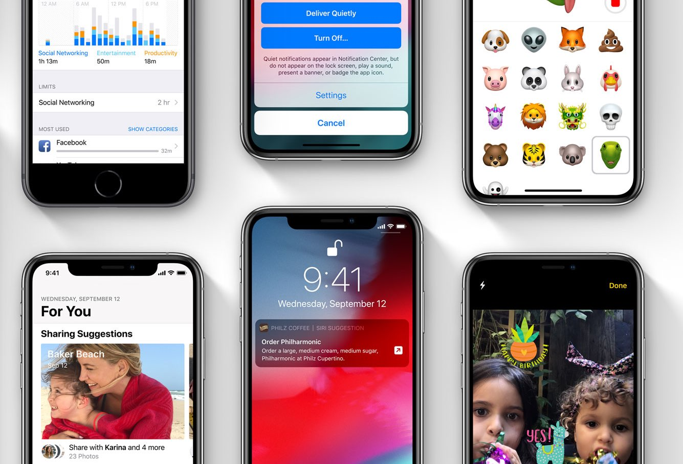 All the new features in iOS 12 and how to use them on your iPhone & iPad