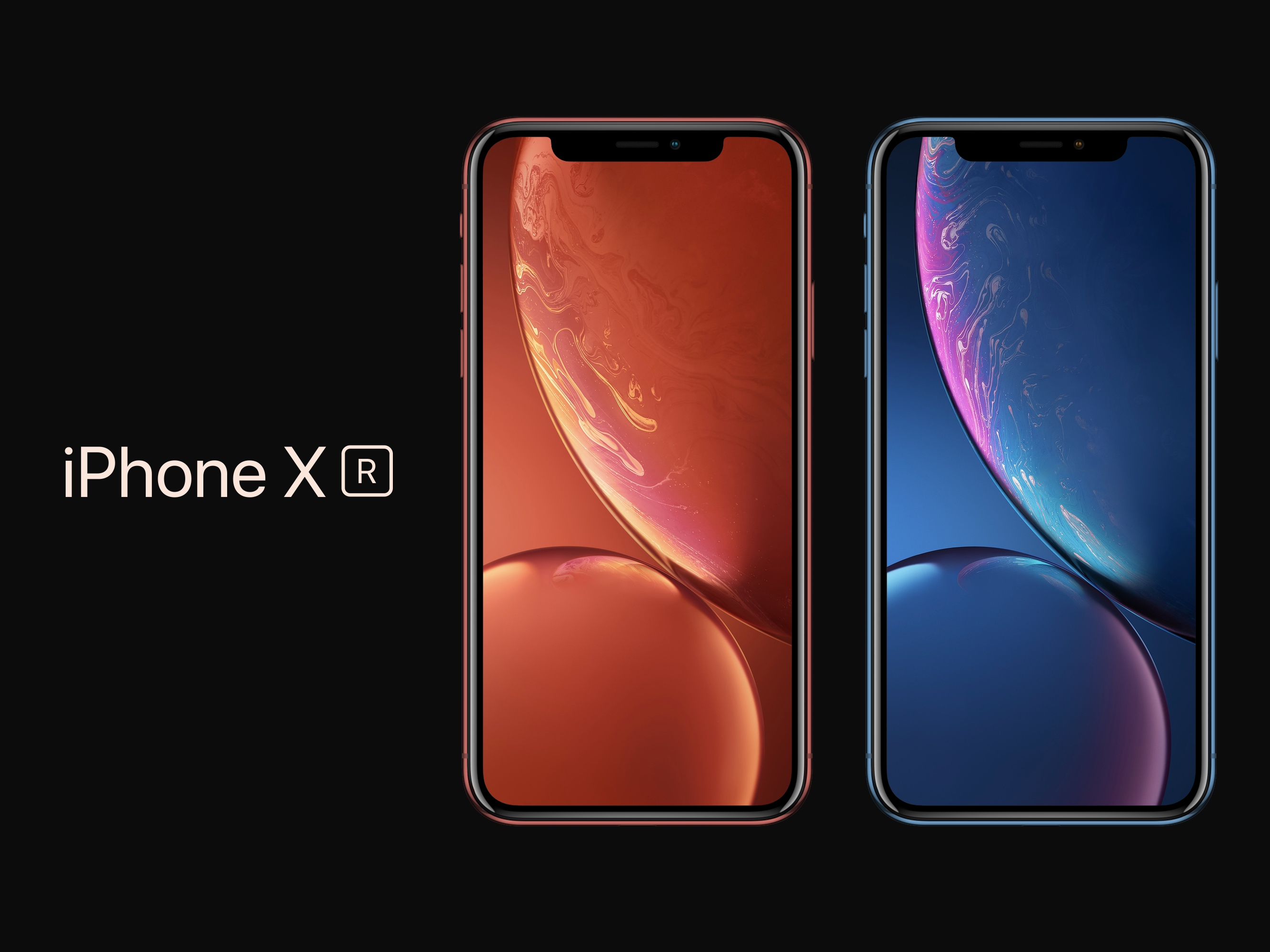iPhone Xr, iPhone Xs Max, iPhone Xs wallpaper