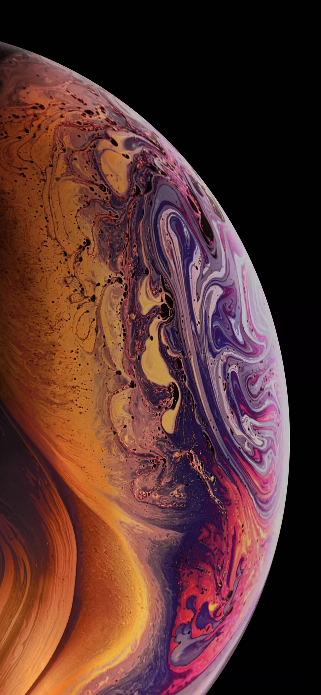 Download Iphone Xs Max 3D Wallpaper Download