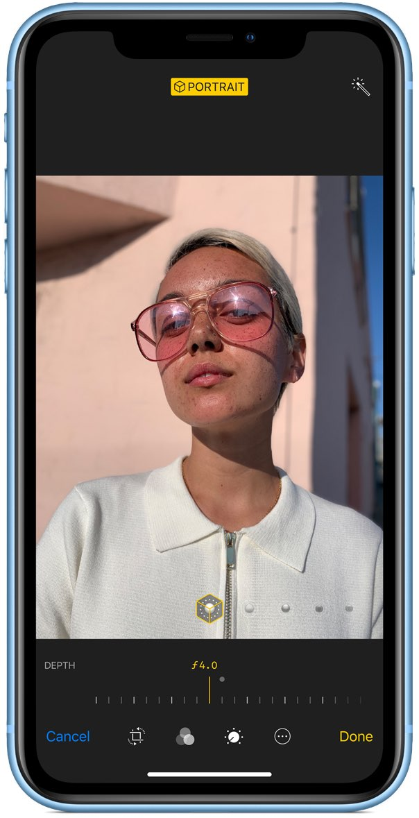 how to take better photos with iphone xs