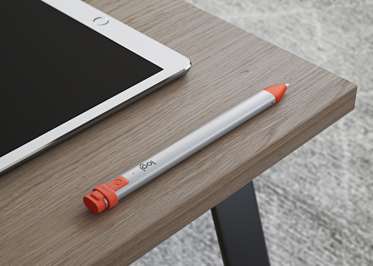 Logitech Crayon for iPad arrives next week at Apple stores
