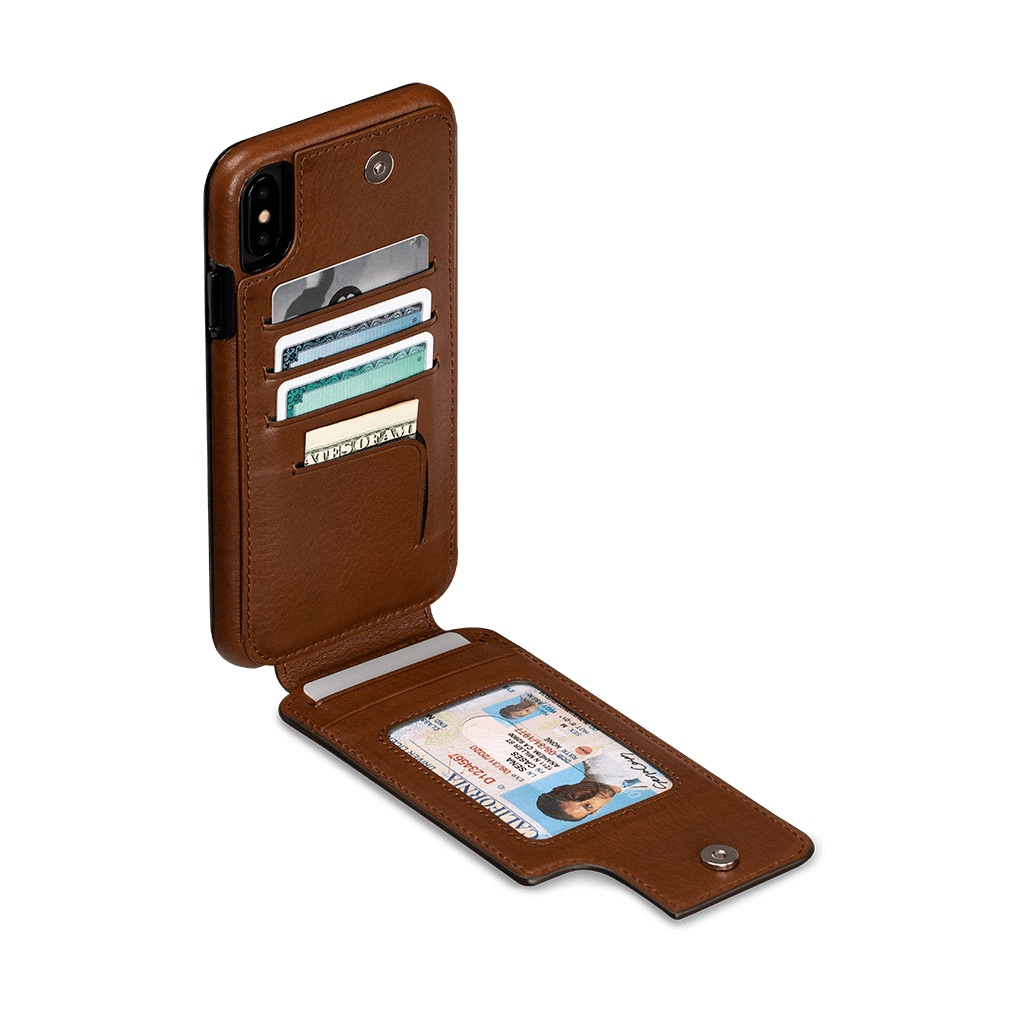 iphone xs case wallet