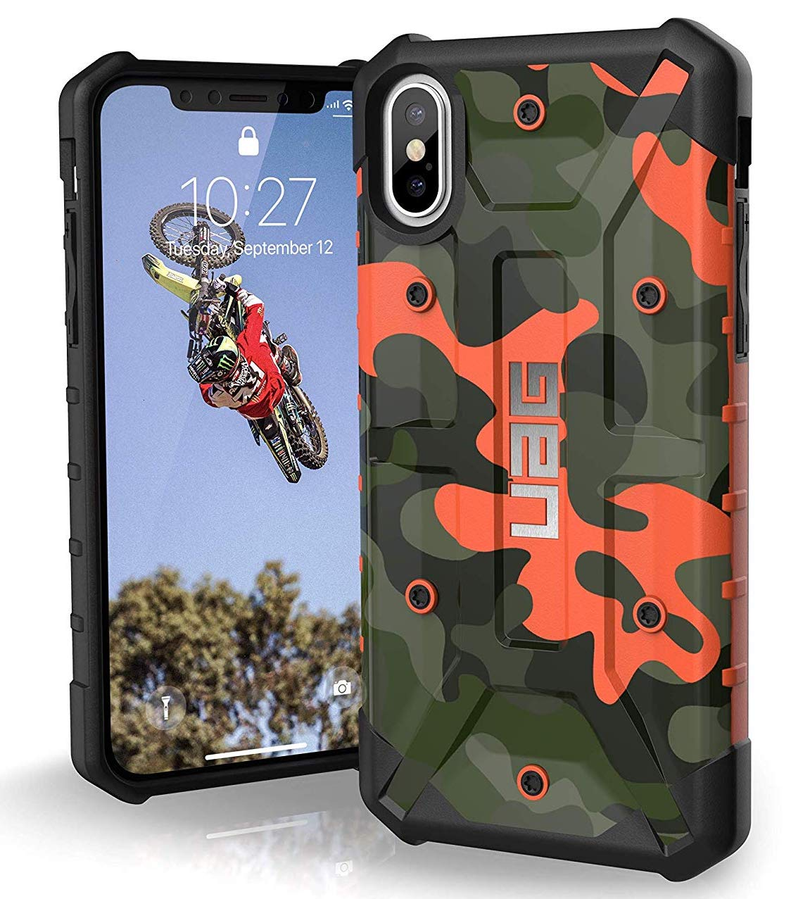 Urban Armor Gear rugged case for iPhone XS