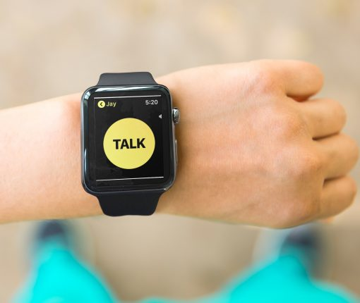 Apple Watch Walkie-Talkie