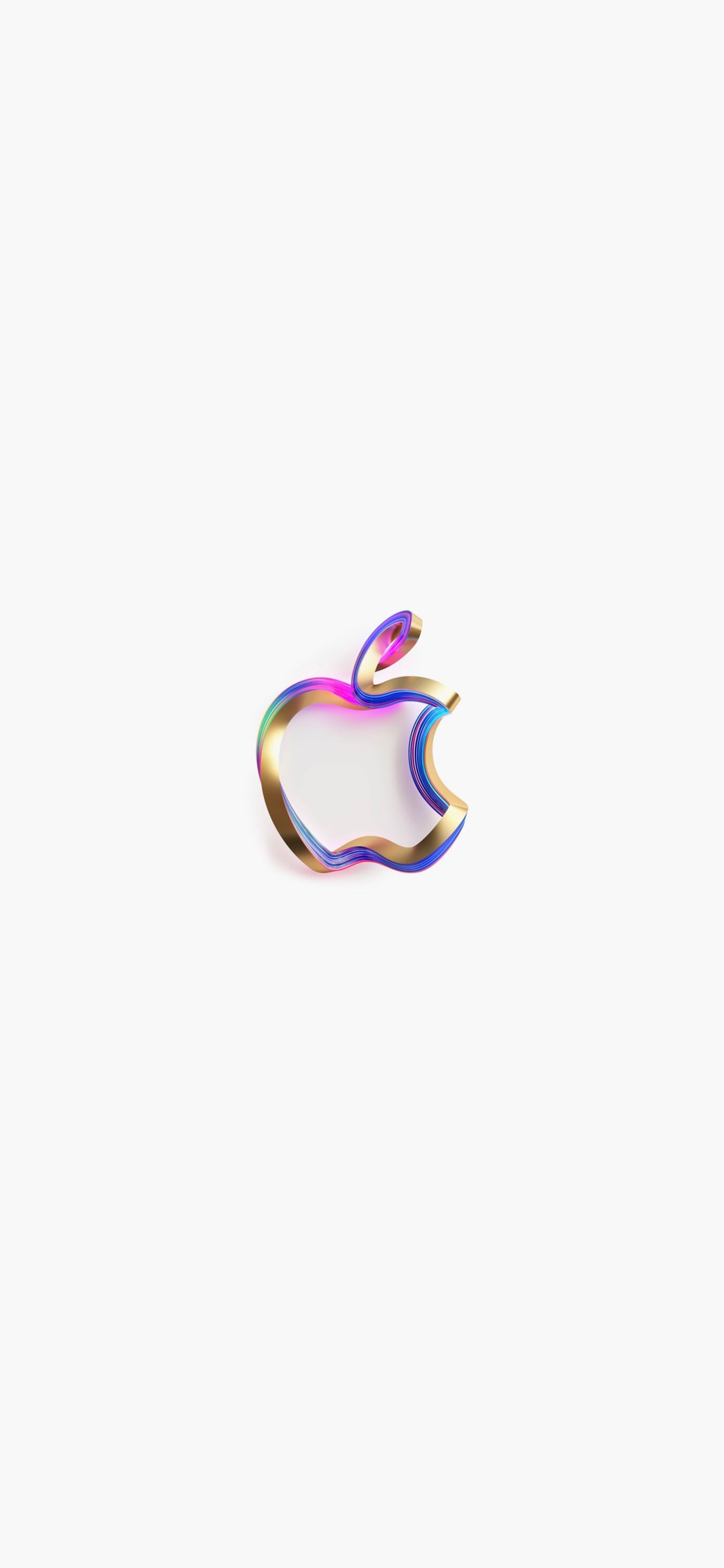 There's more in the making: 33 Apple logo wallpapers