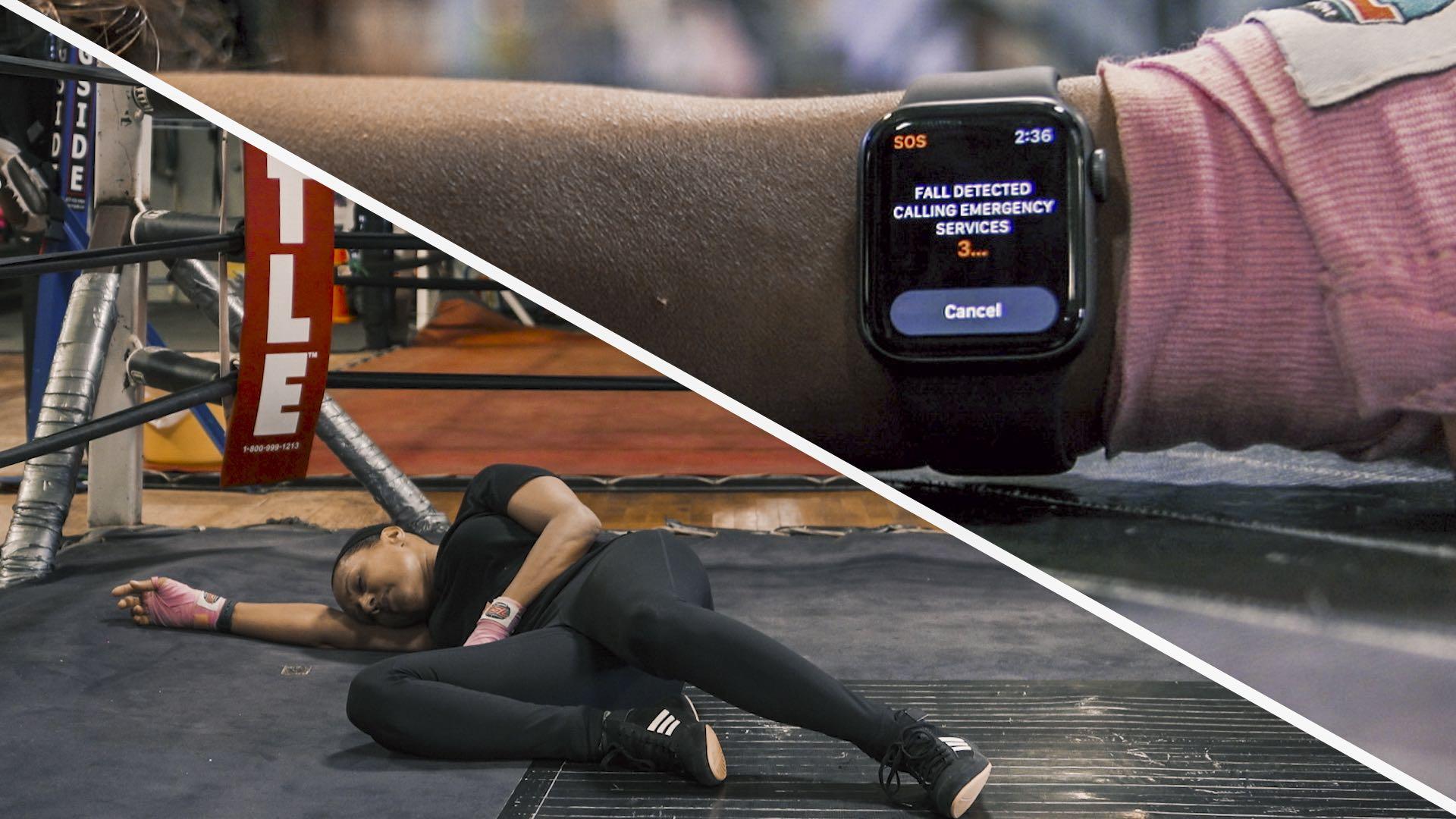 Apple Watch fall detection - hero image