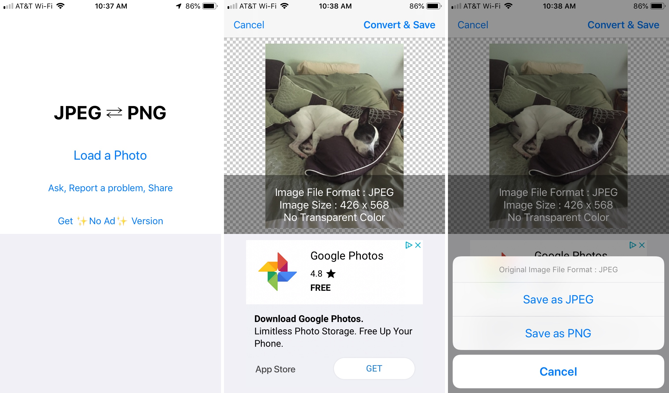 The best apps to convert image formats for iPhone and iPad