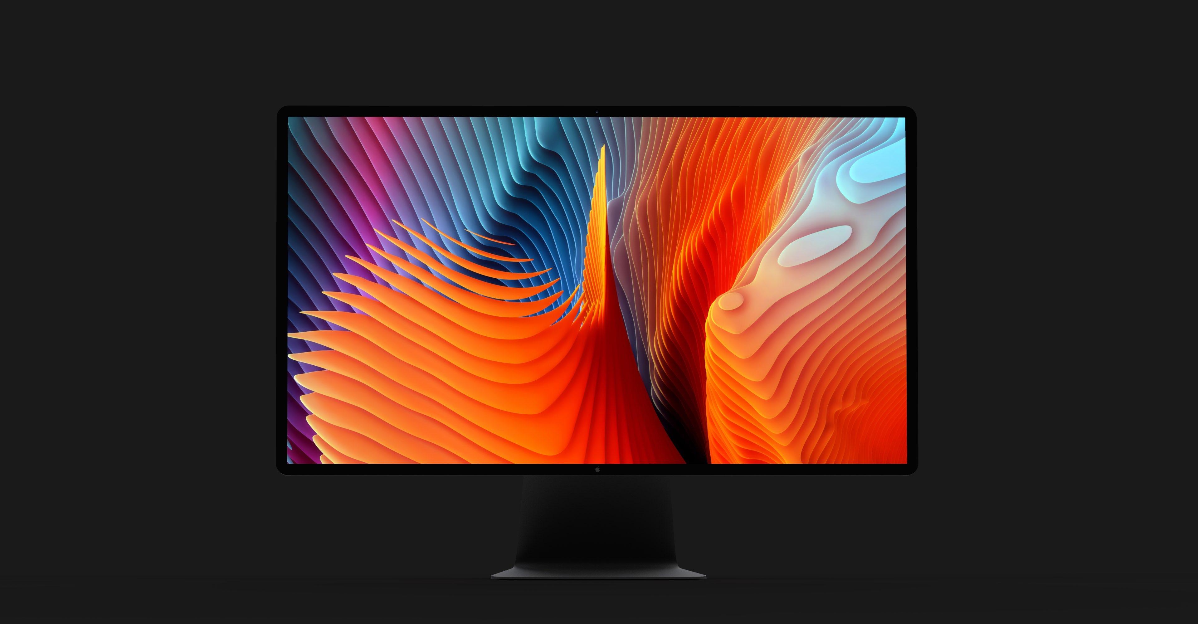 Concept: Mac mini pro + next-gen Apple Display & Touch Bar