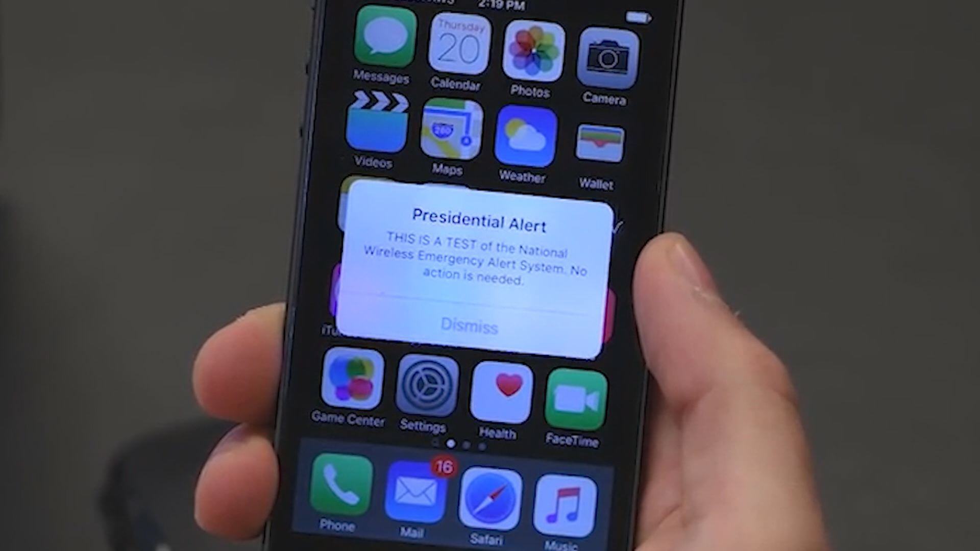 Presidential Alert System Test Coming Today Oct 3 In The Us