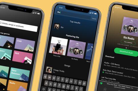 Shazam brings back offline mode
