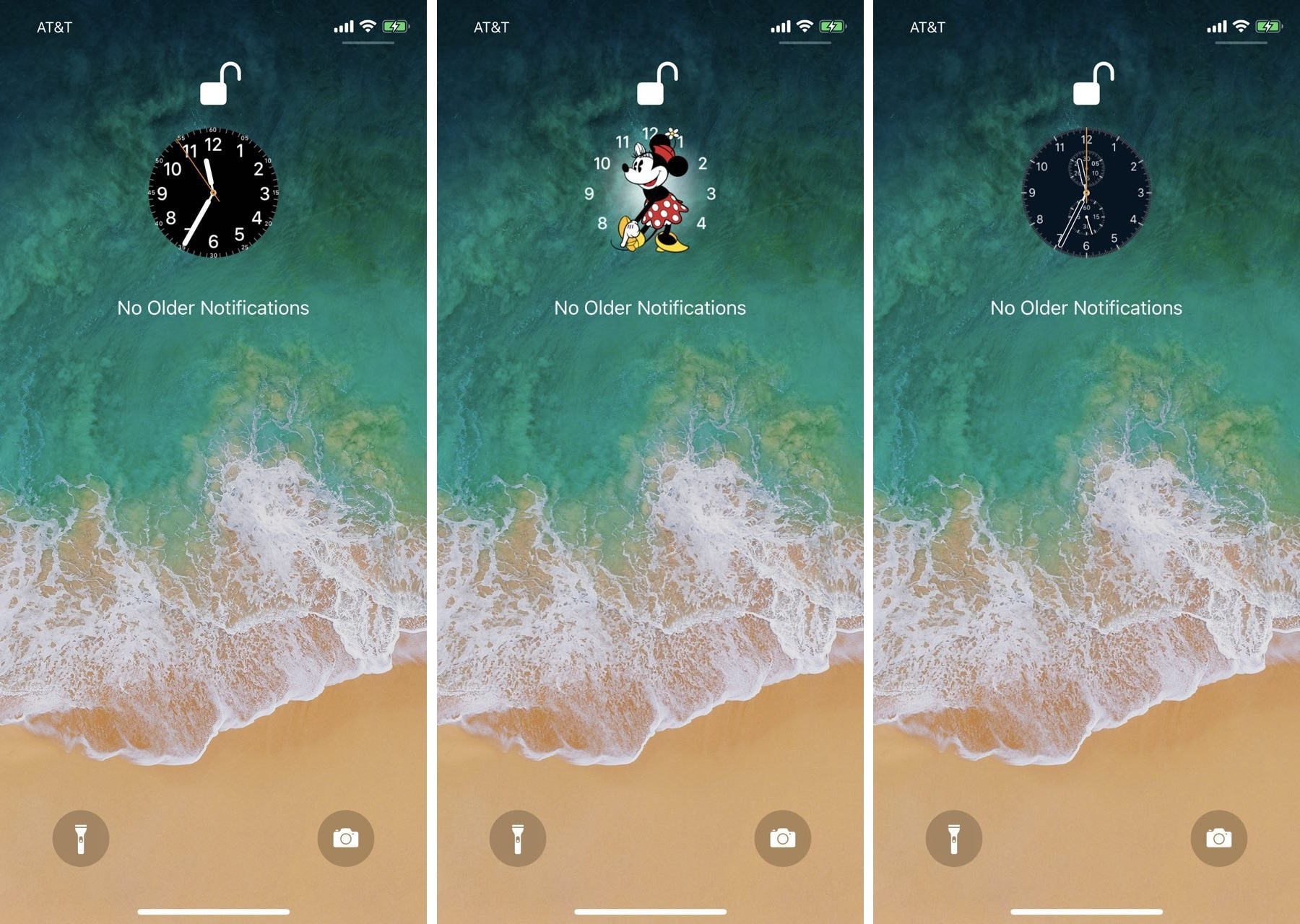 SqueakTime lets you use Apple Watch faces on your iPhone\u0027s