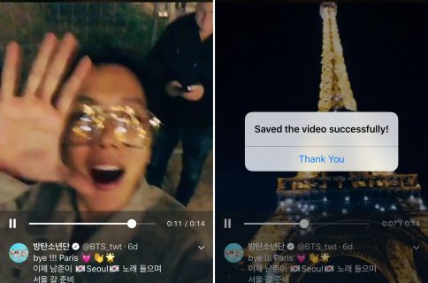 TWSaveDM lets you save video files from direct messages in