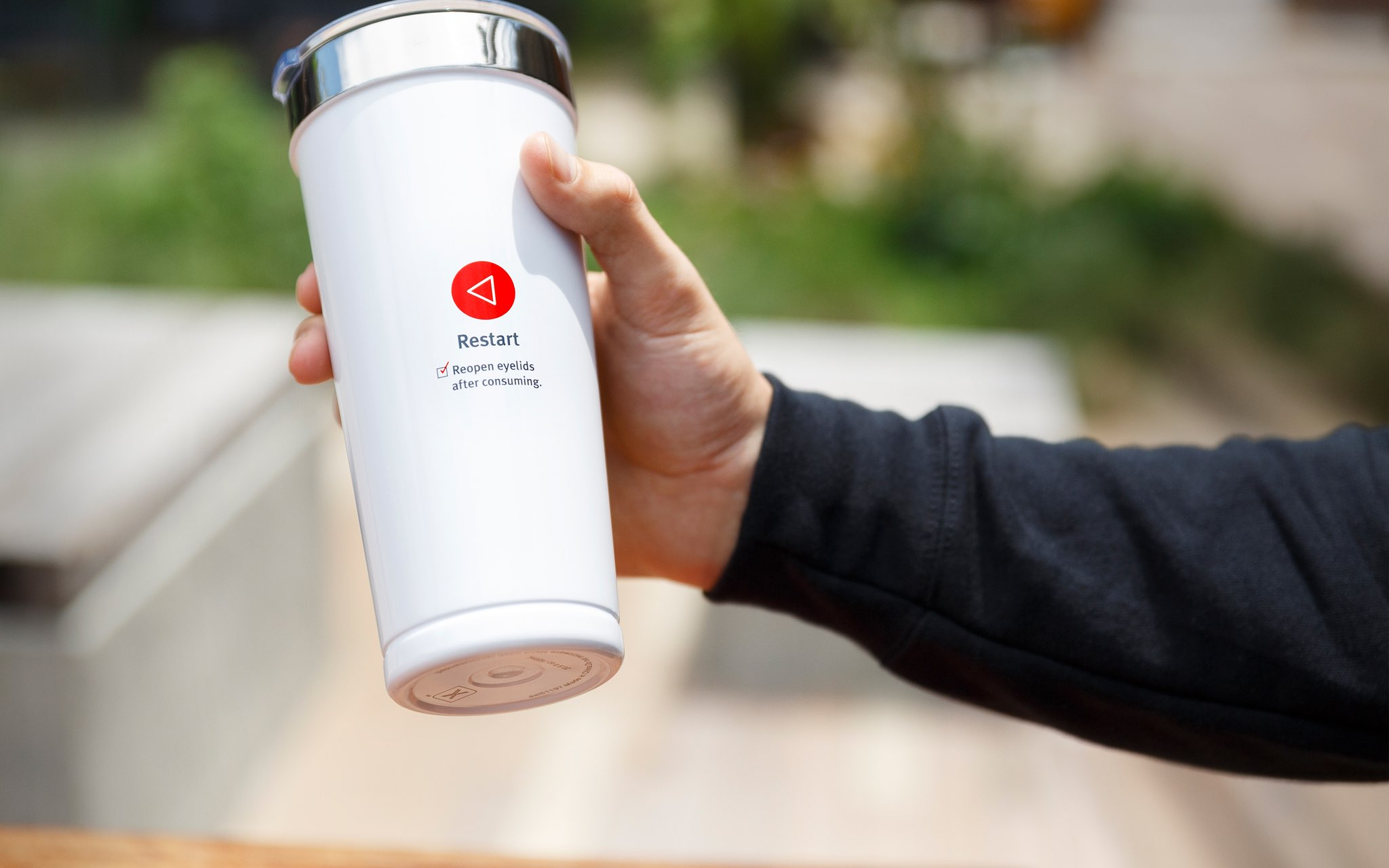 Twelve South merchandise - Restart Insulated Tumbler