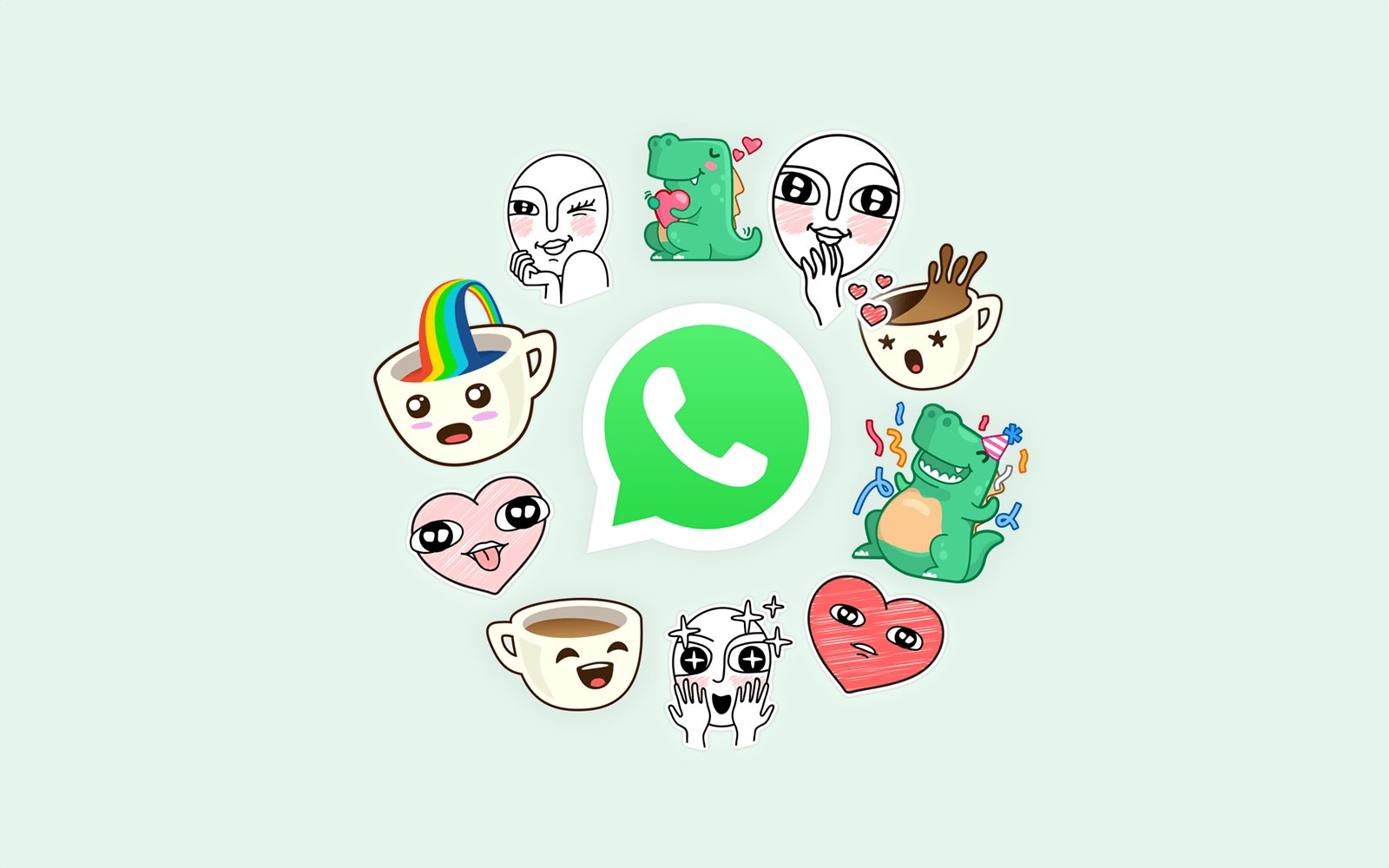 Whatsapp Just Launched Stickers