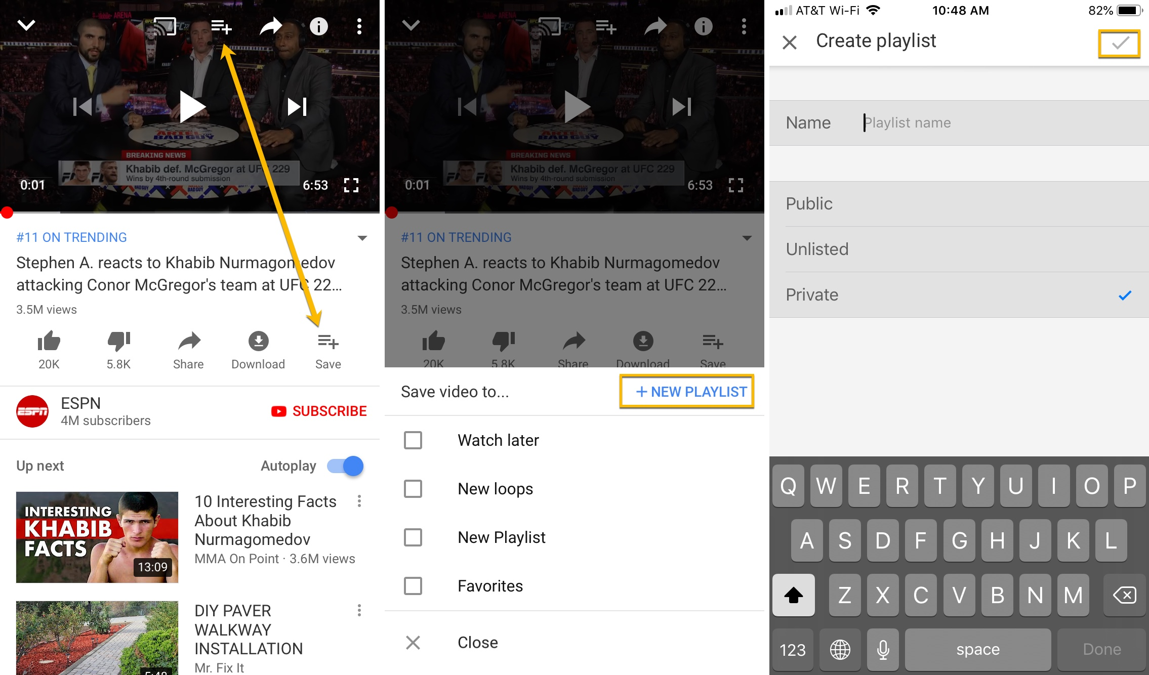 How to loop YouTube videos on Mac and iOS