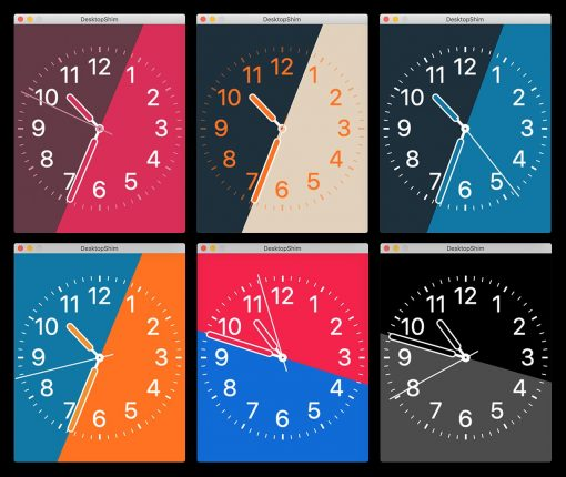 customized Apple Watch faces