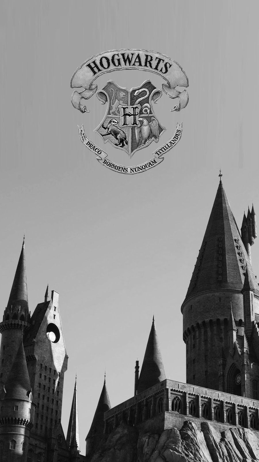 hogwarts iphone wallpaper minimal harry potter iphone wallpapers 10781