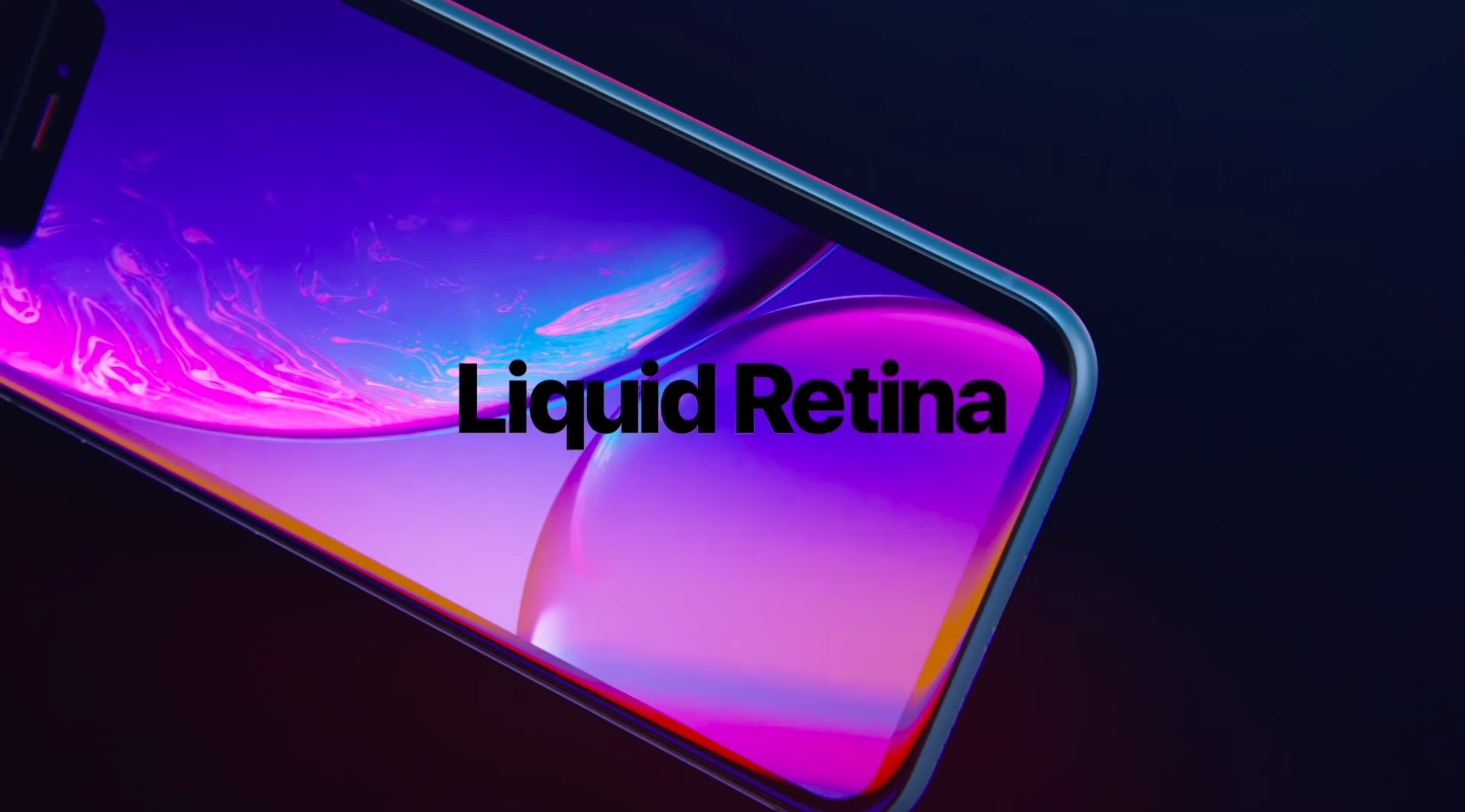 iPhone XR supports Dolby Vision and HDR10 content even