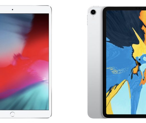 iPad Pro comparison