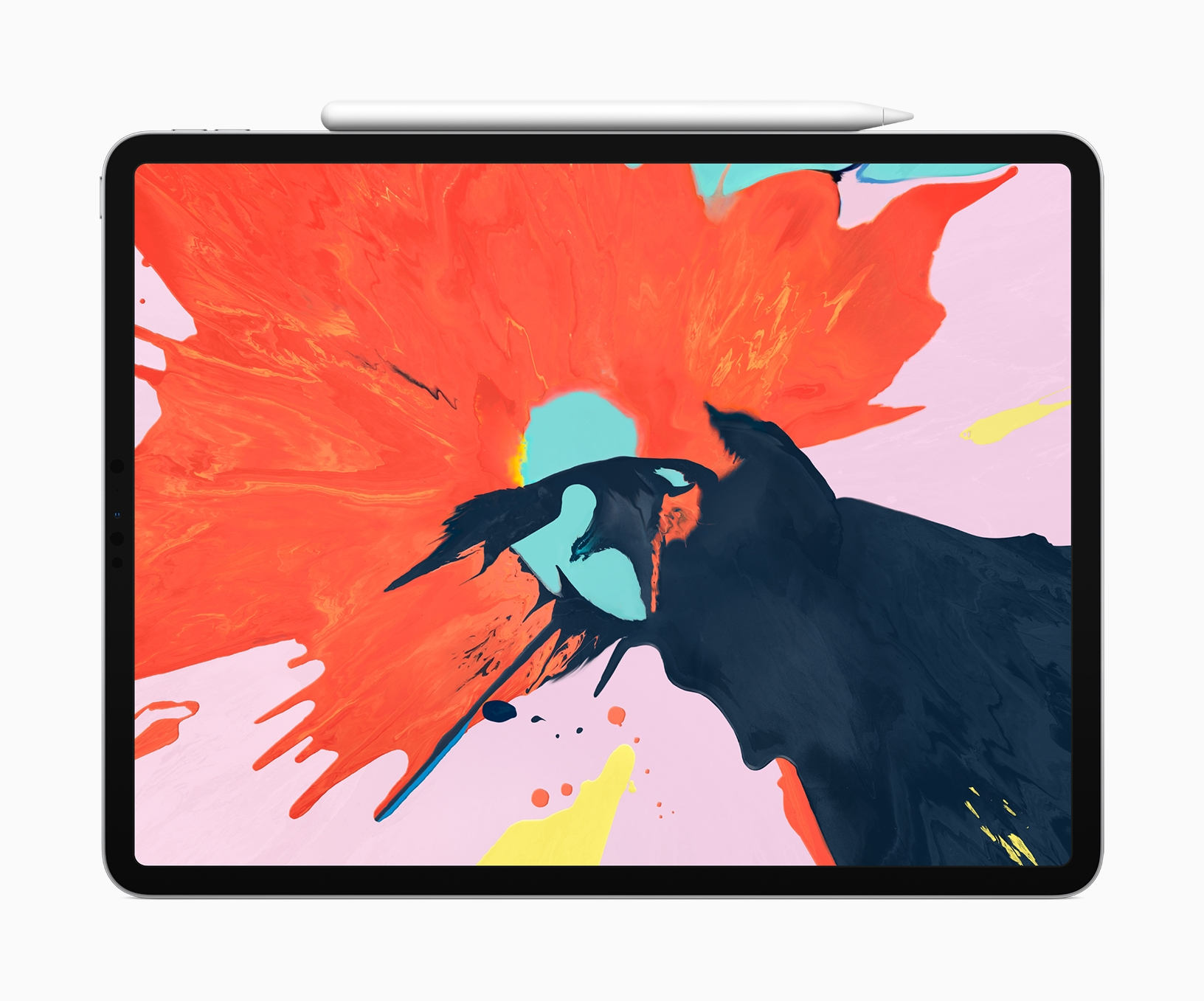 This image has an empty alt attribute; its file name is new-iPad-Pro-Apple-tablet-Face-ID.jpg