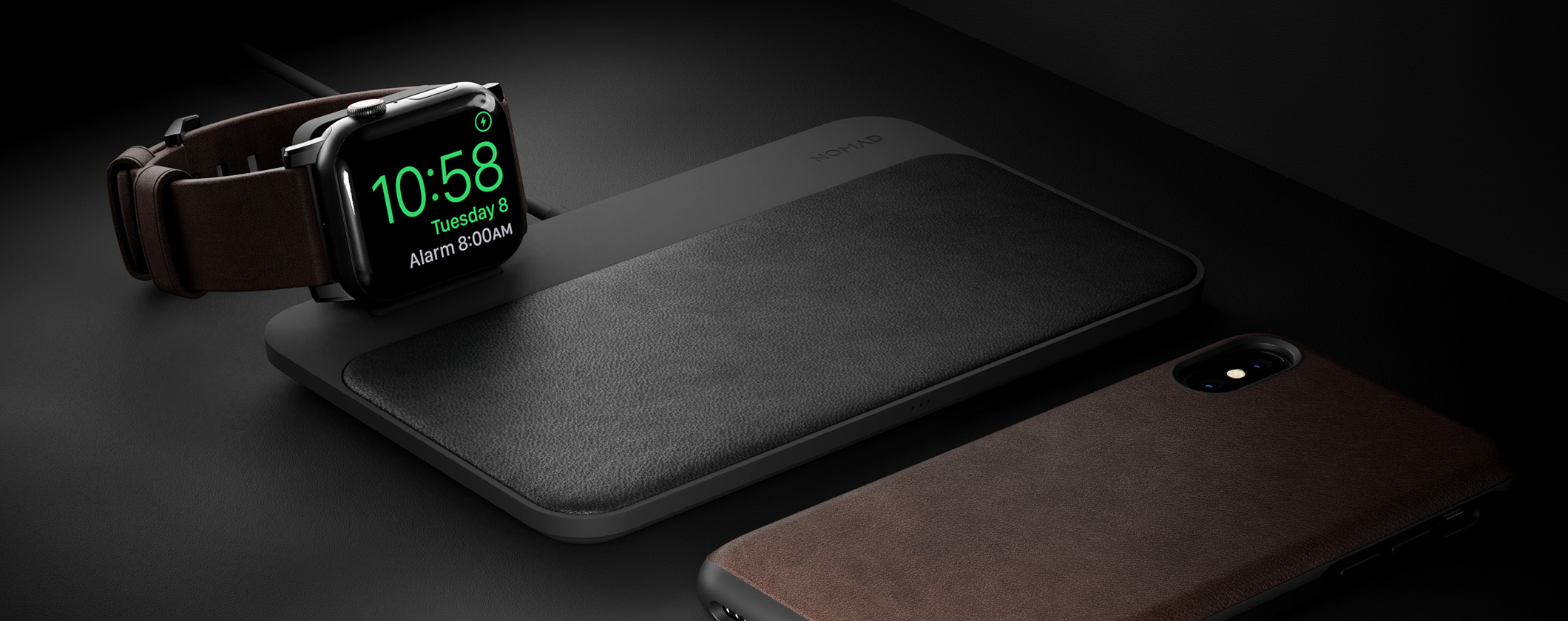 Nomad introduces all-in-one wireless charging hub for iPhone and Apple Watch