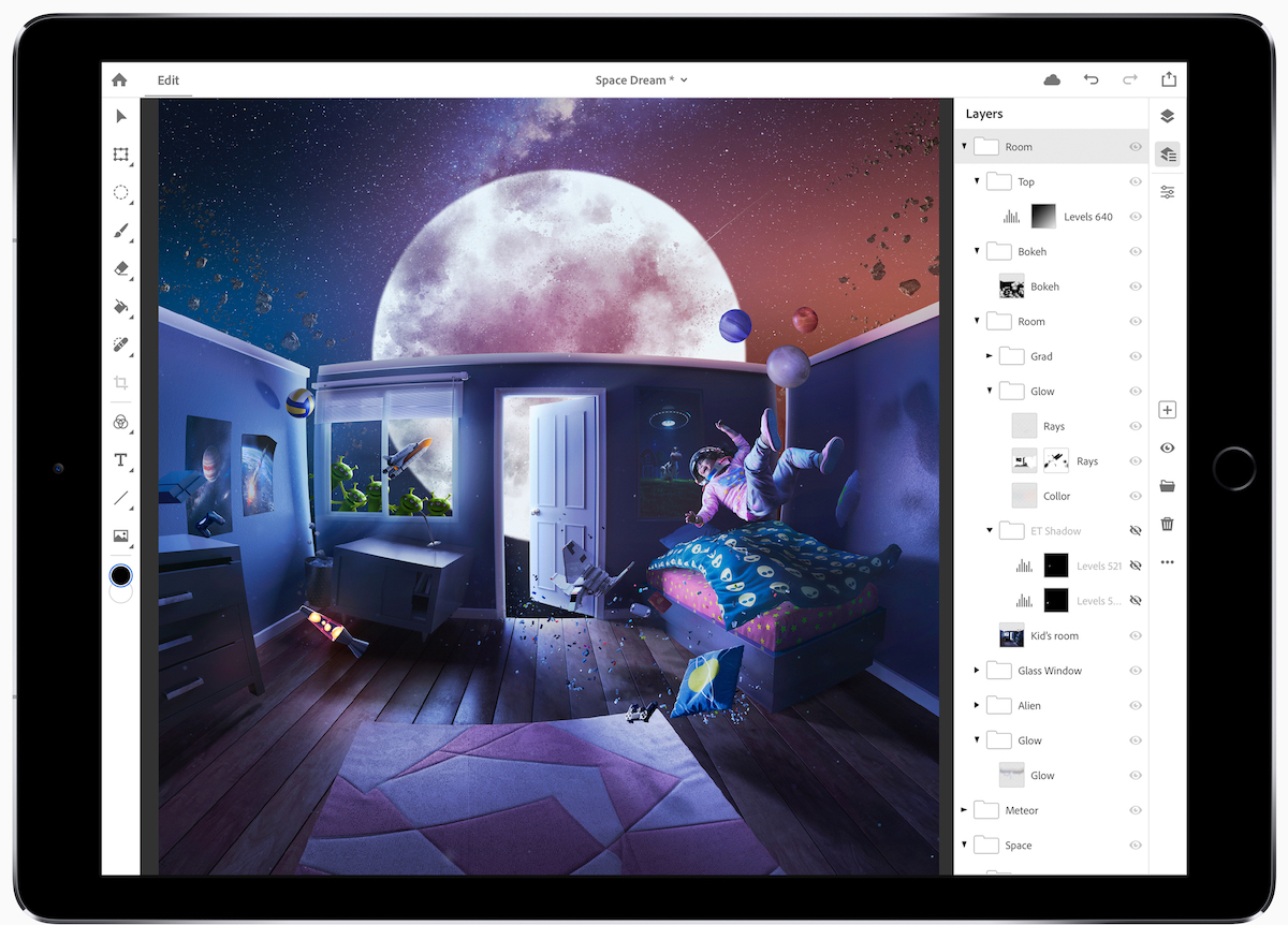 Creative Cloud subscribers can now sign up for the Photoshop