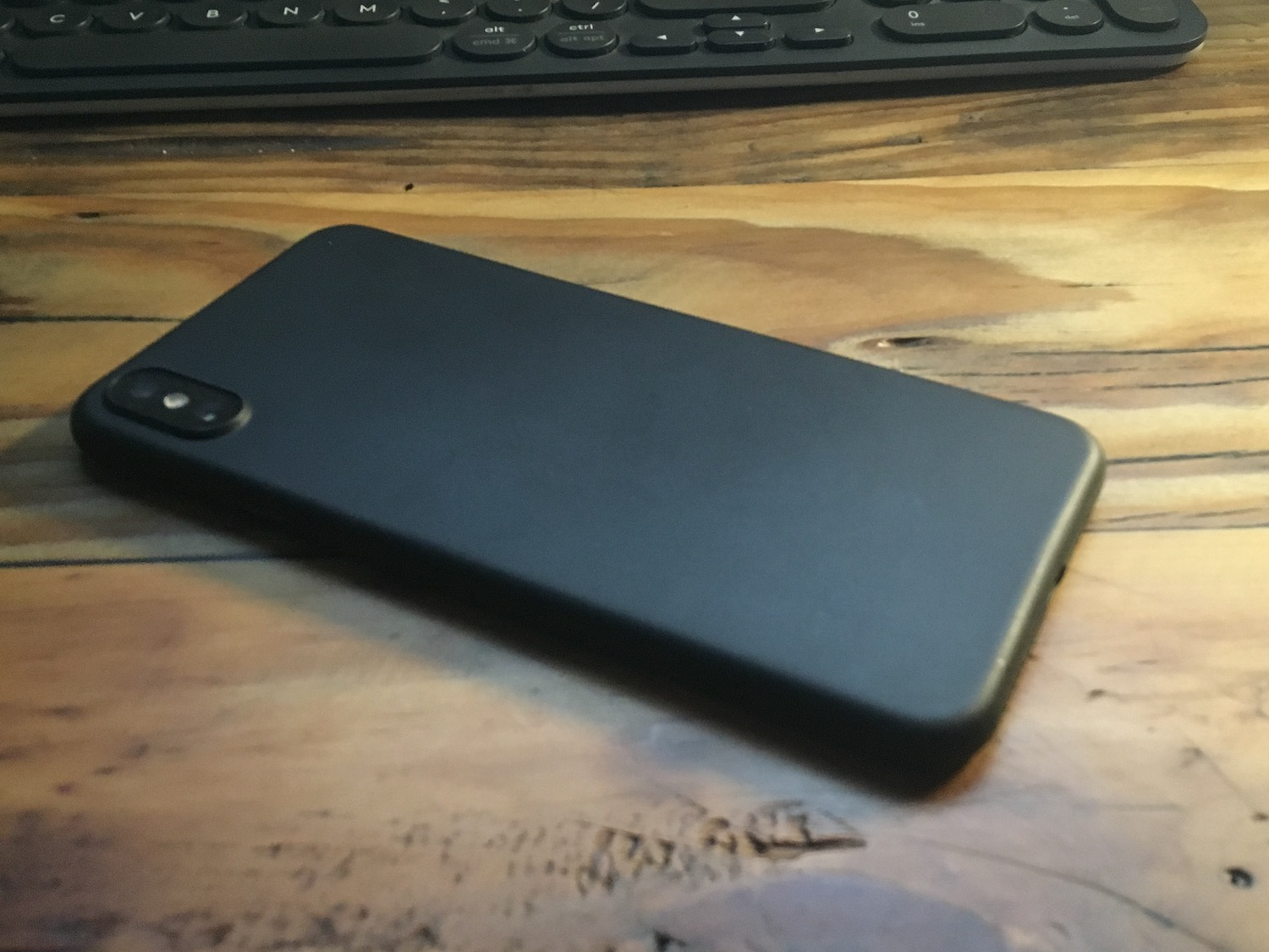 iphone xs thin phone case
