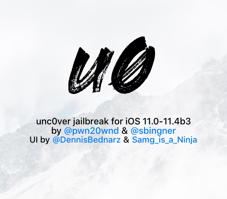 More updates to the unc0ver v2 1 0 pre-release incorporate
