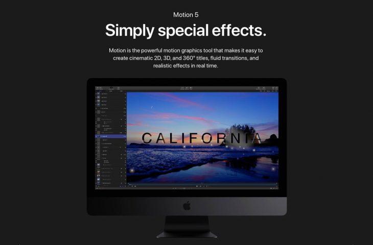 Best Apple Motion Software