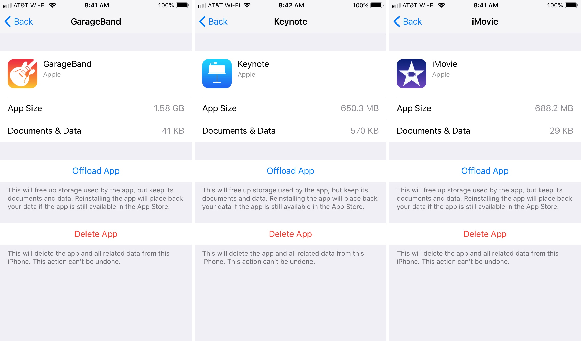 How to quickly save over 2 GB of storage space on your new iPhone or