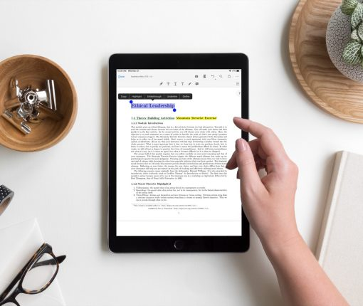 PDF Read Annotate iPad Apps
