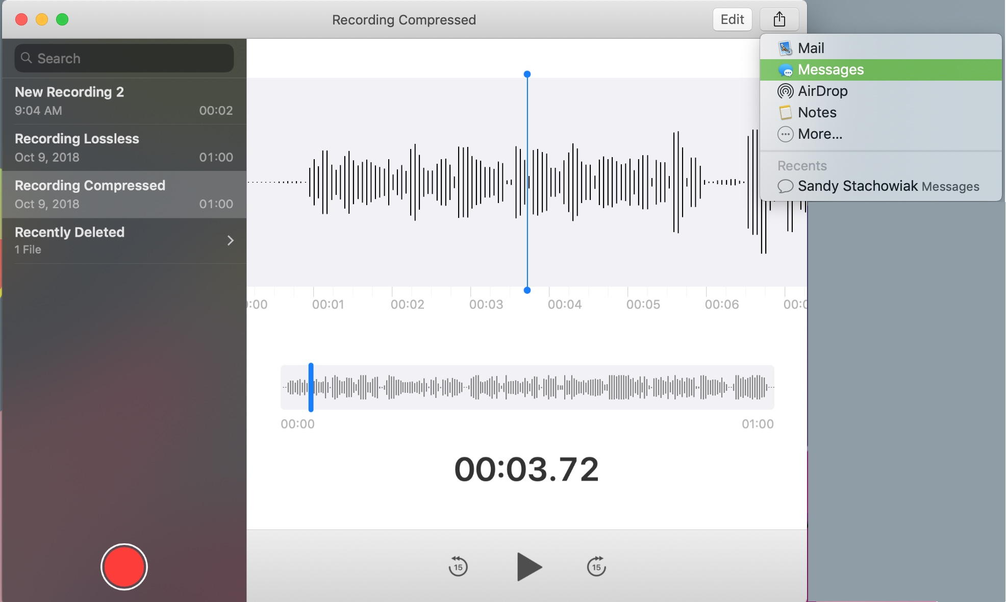 How to send voice messages on iPhone, iPad and Mac