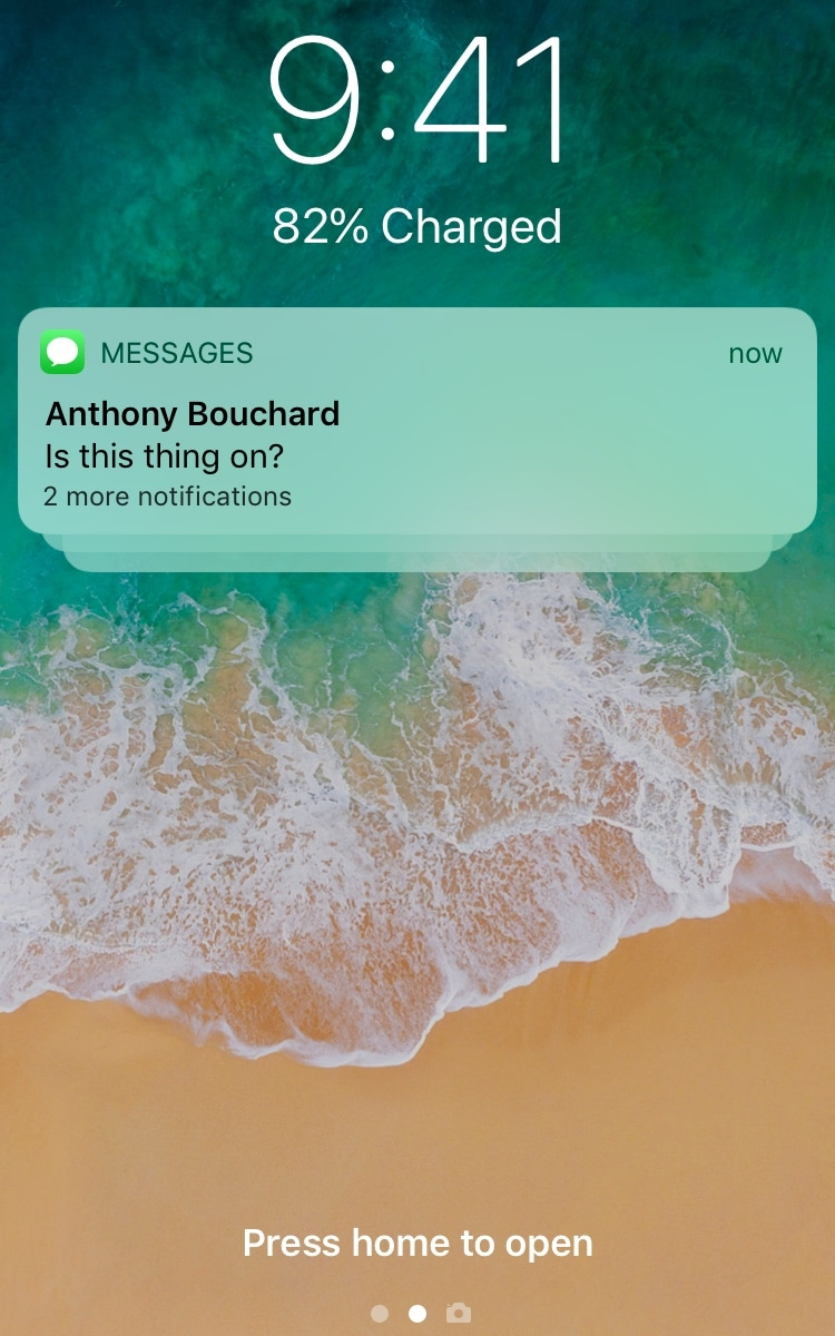 StackXI brings iOS 12's stacked notification system to jailbroken iOS 11 handsets