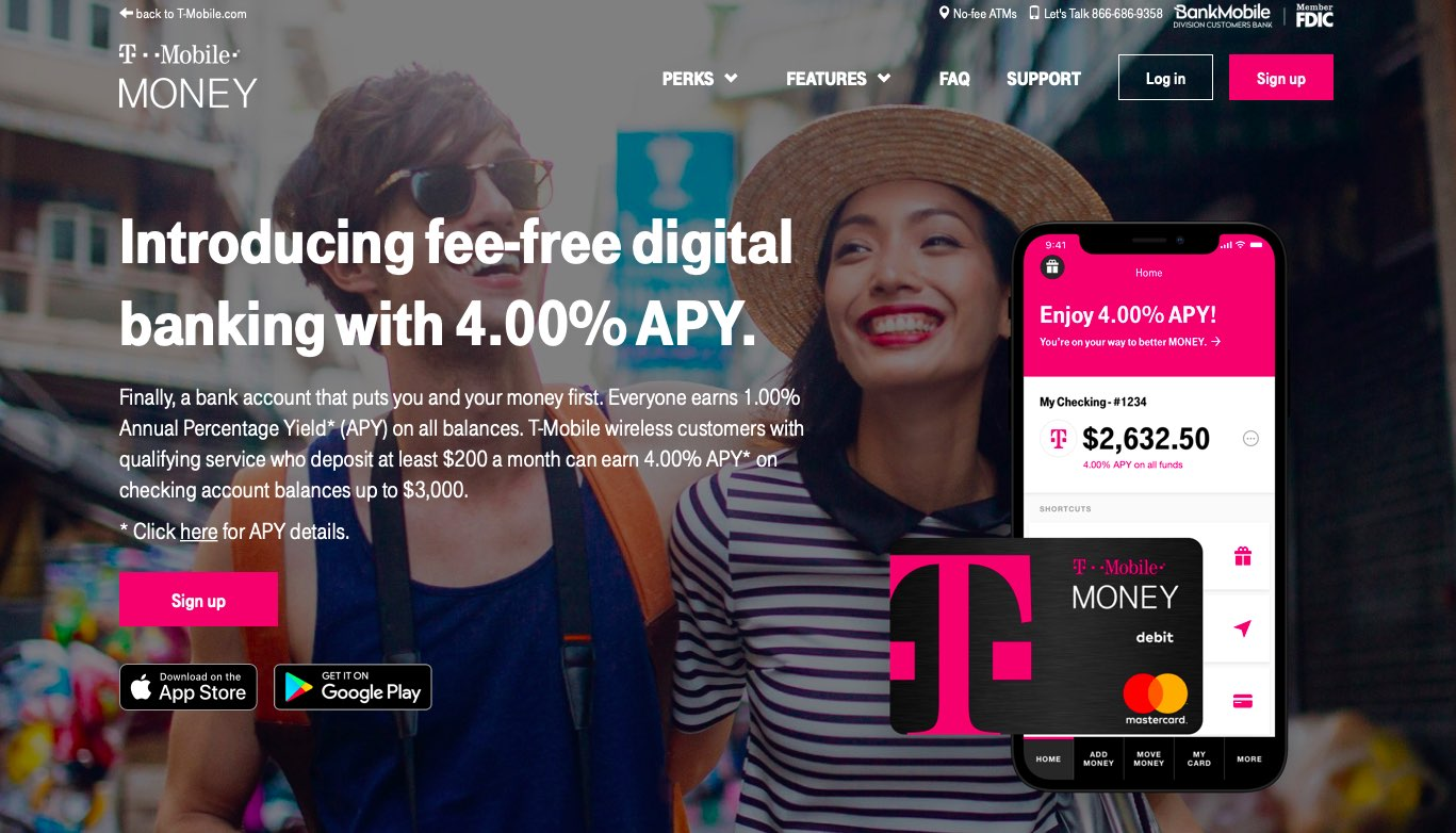 T-Mobile enters mobile banking with a new Money service