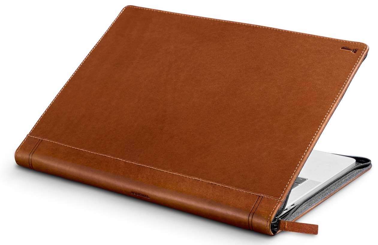 premium selection 4ce74 24a38 Hands-on with Twelve South's new Journal leather case for Mac notebooks