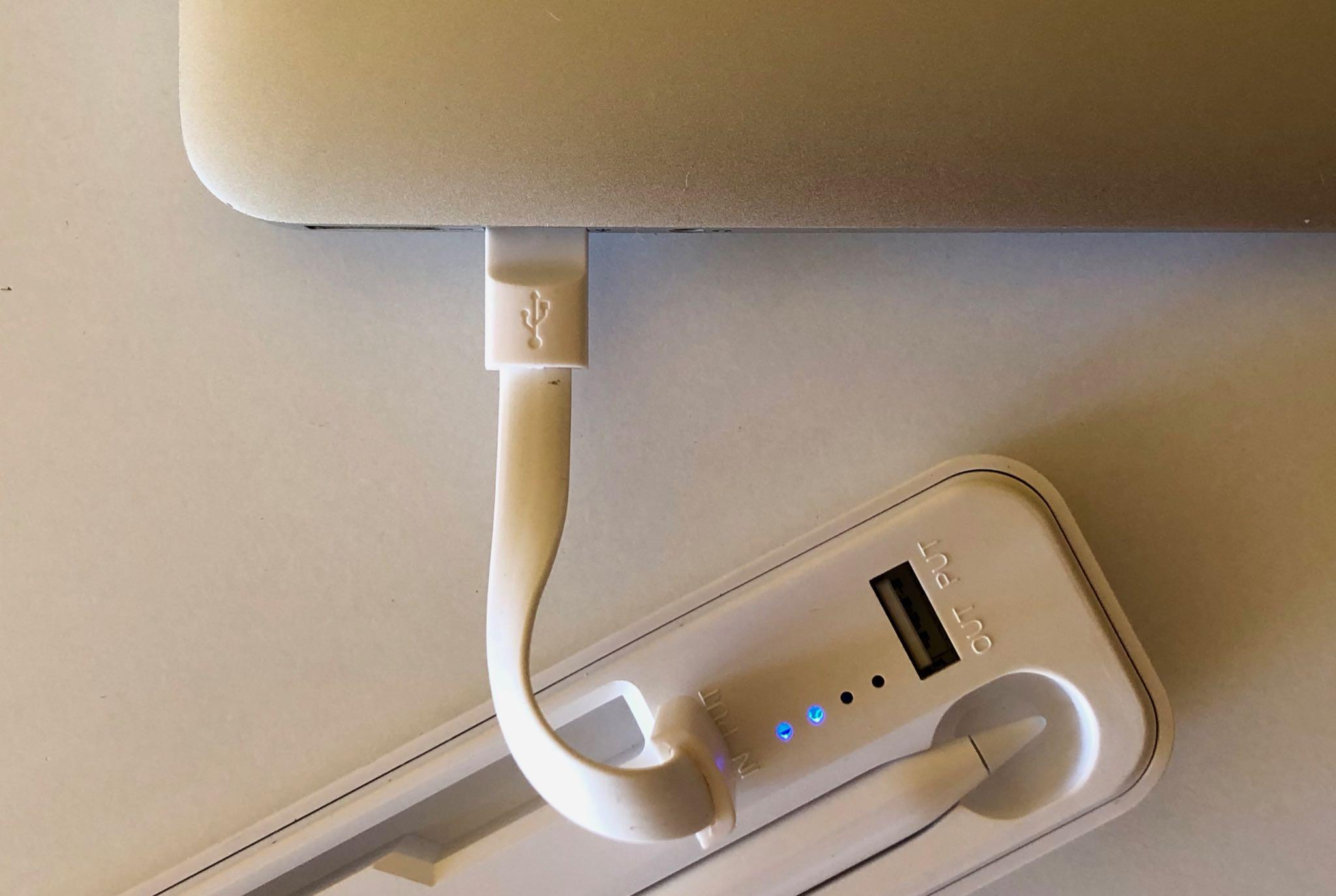 Recharge Apple Pencil case