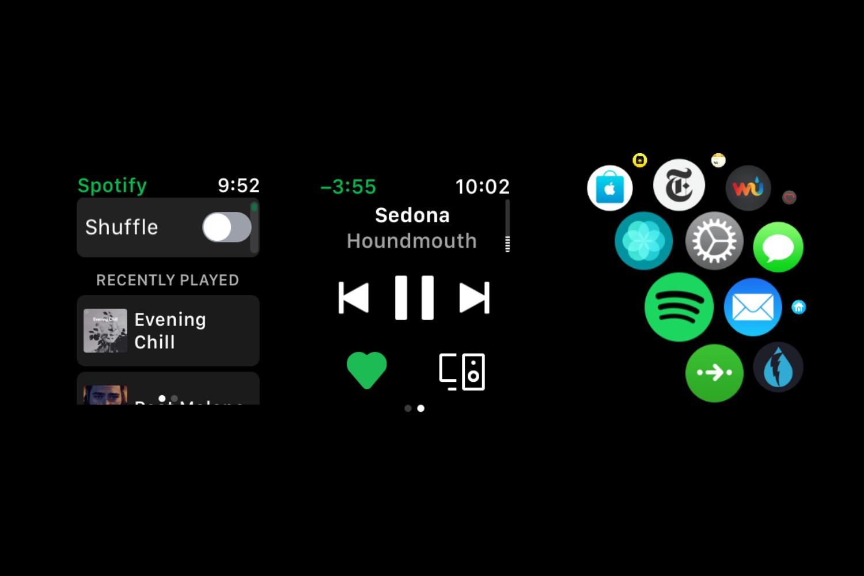 Hỗ trợ Siri của Spotify sẽ được ra mắt vào Apple Watch 1