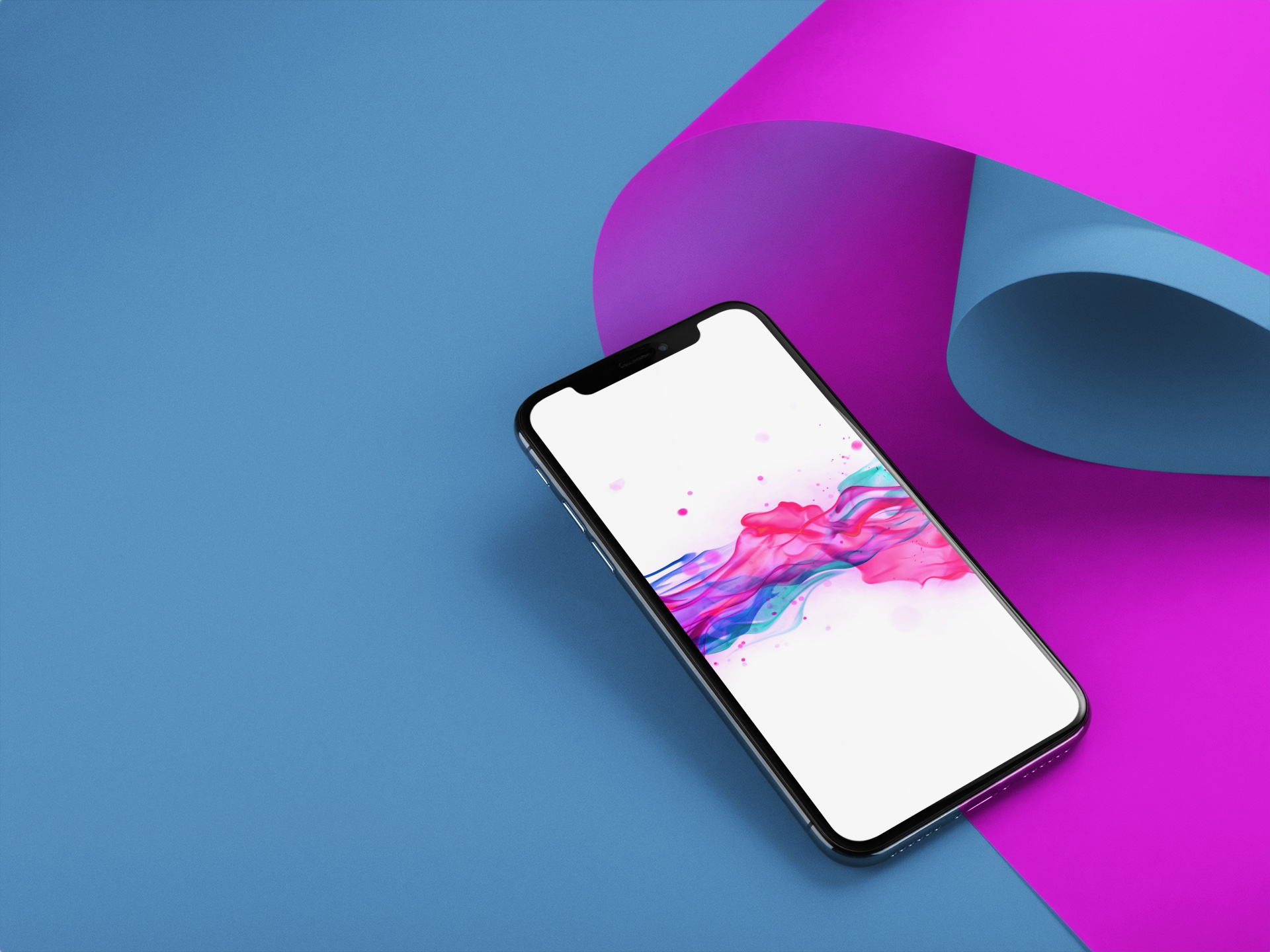 New Wallpaper Color Iphone: Download These Color Spectrum Wallpapers For IPhone