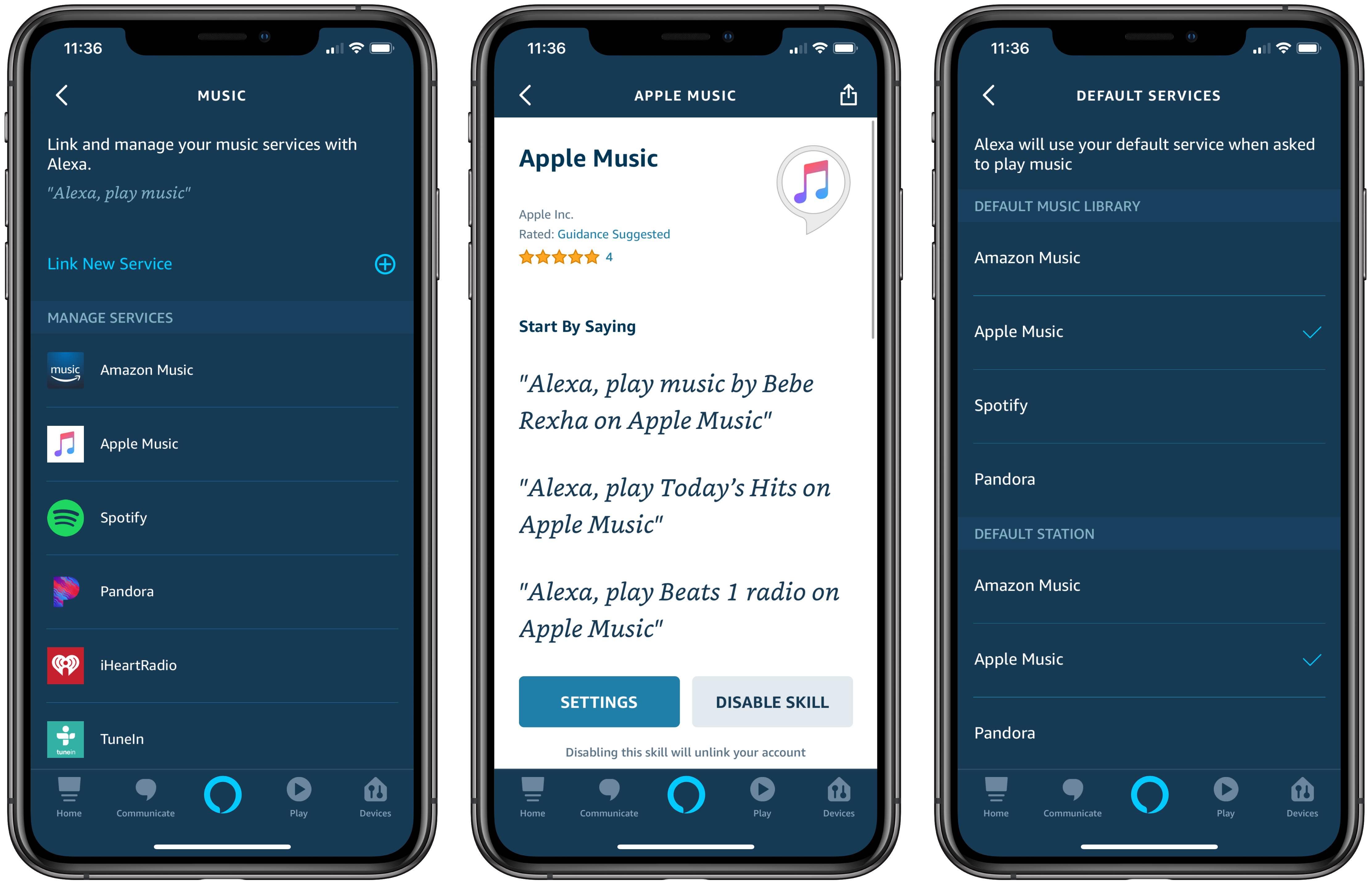 Amazon confirmed third-party Alexa speakers will gain Apple