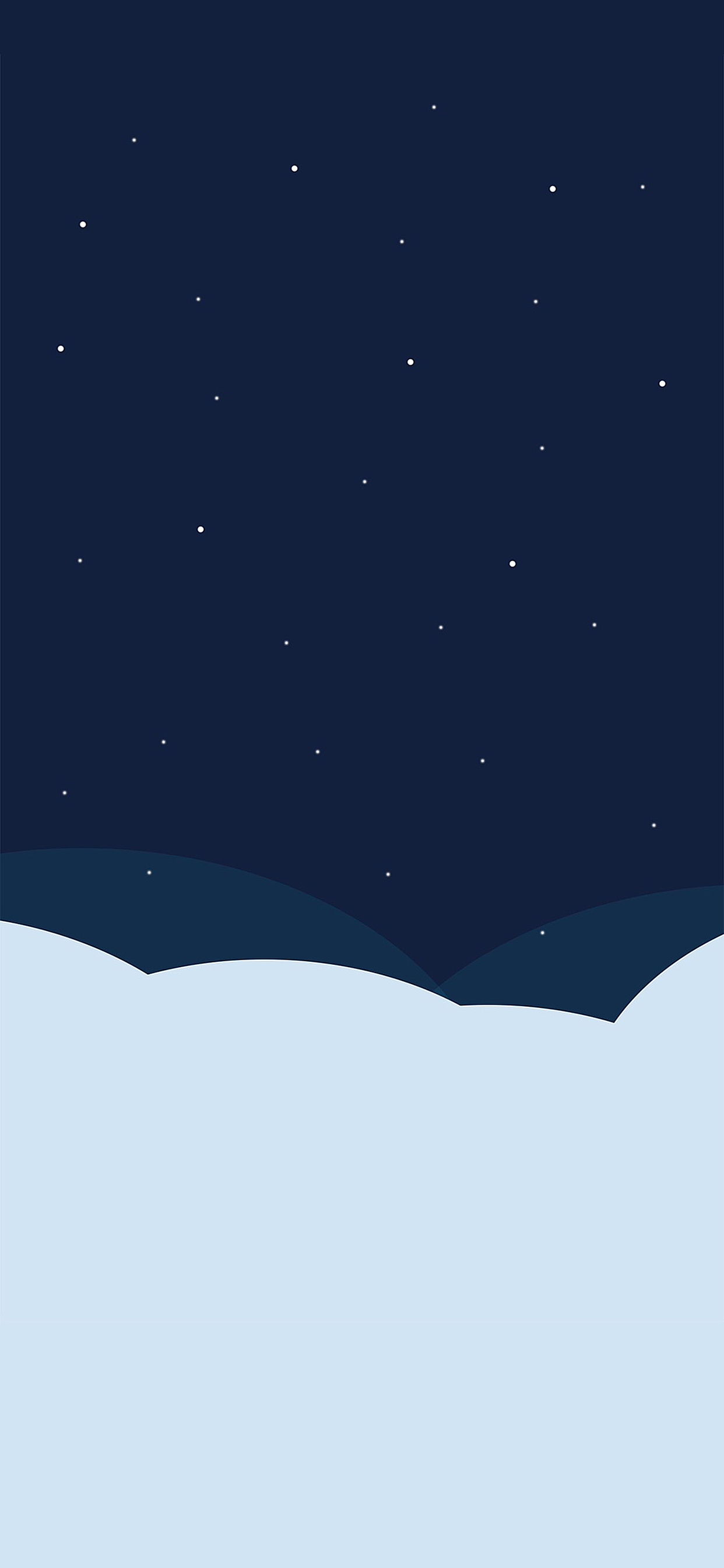 Christmas Snow iPhone wallpaper AR72014