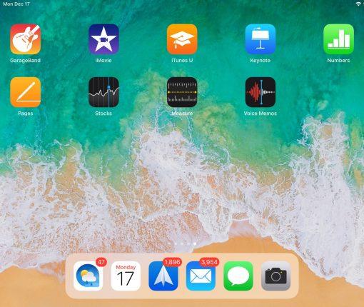 iPad Dock Remove Recent Apps