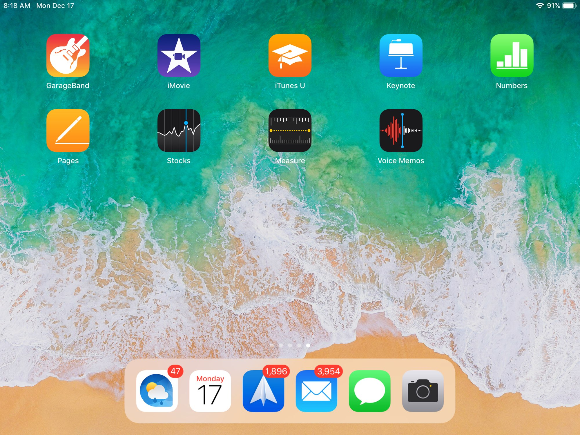How to hide suggested and recent apps from the Dock on iPad