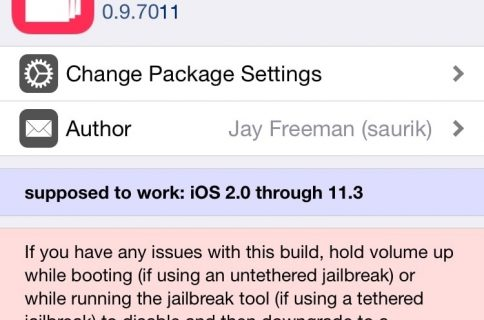 Saurik updates Cydia Impactor to v0 9 52 with support for macOS Catalina