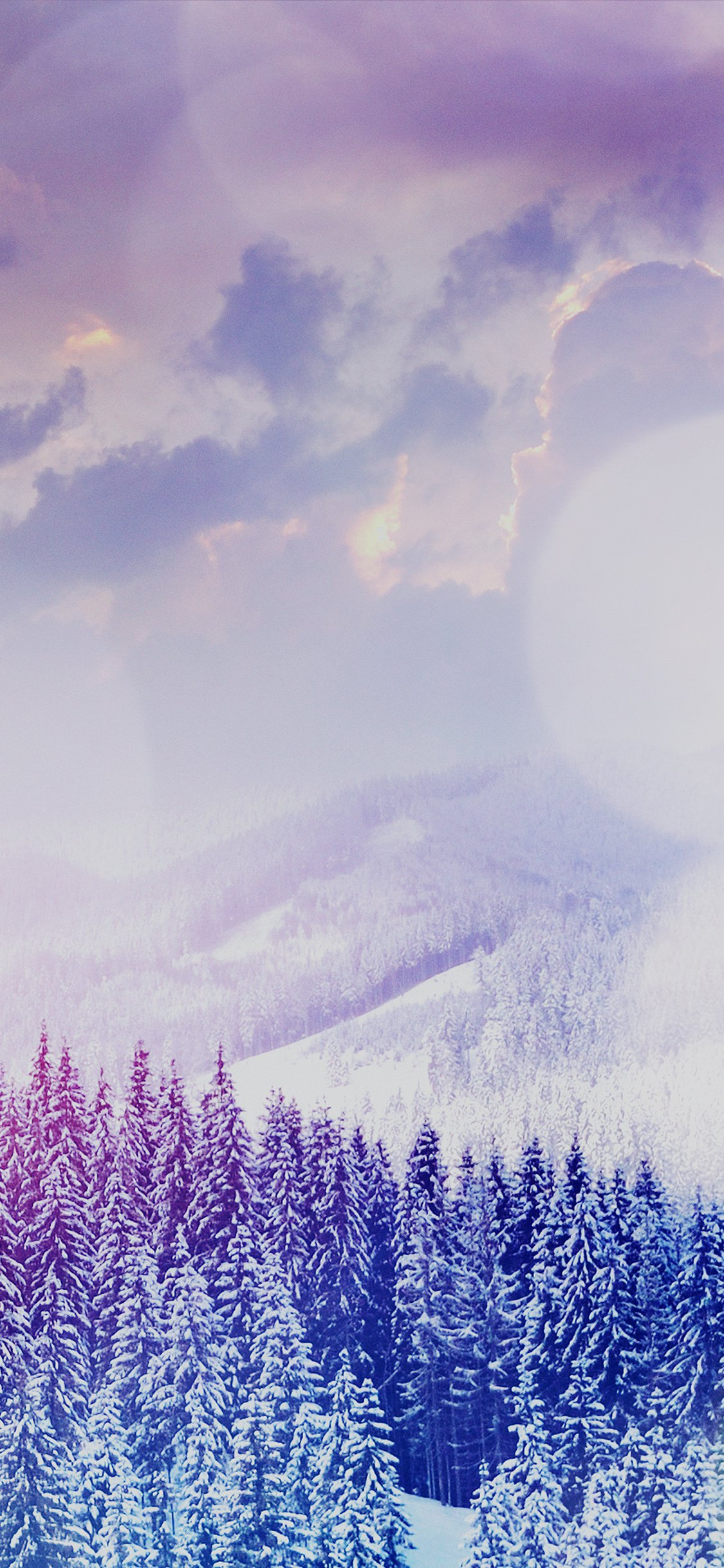 4k Winter Wallpapers For Iphone Ipad Or Macbook