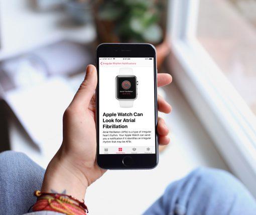About Irregular Rhythm Notification in Health App iPhone