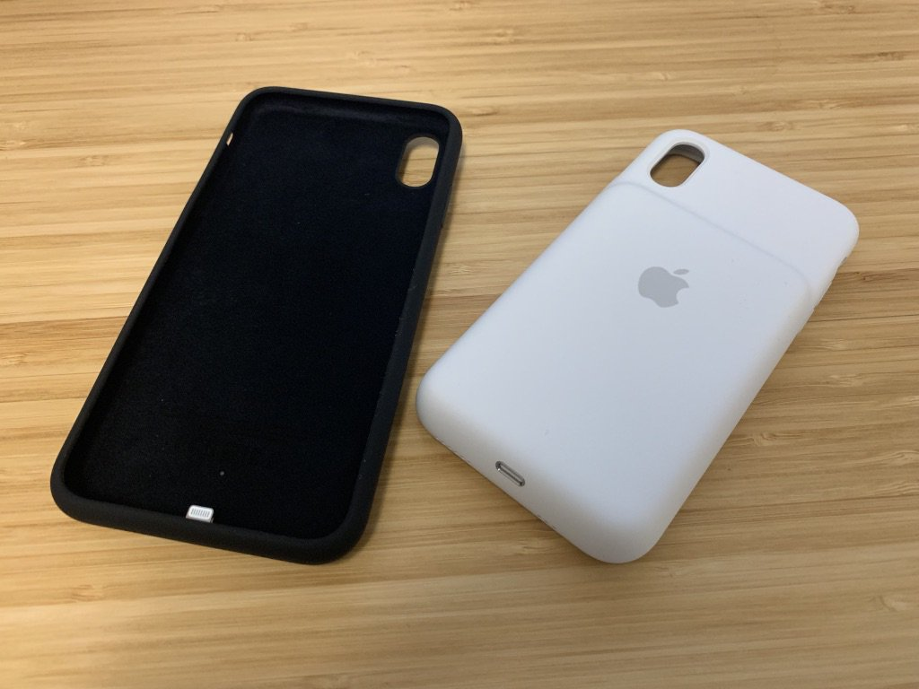 reputable site 18a81 e2a7e Apple's new Smart Battery Cases sport larger capacity than previous ...