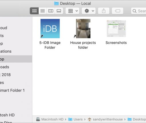 Customized Folder Icons on Mac