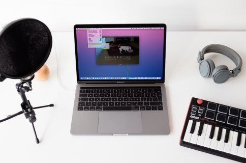 How to make an iPhone screen recording with and without sound