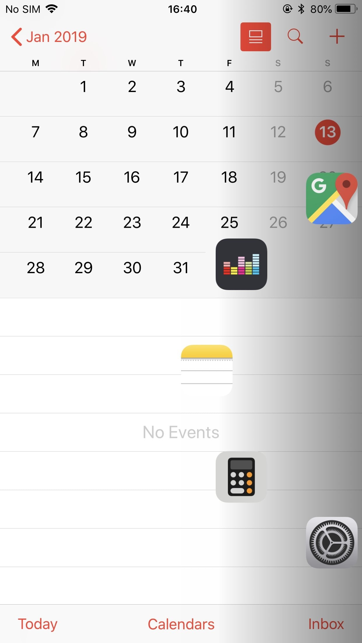 Launchtron is a side-oriented quick app launcher for jailbroken devices